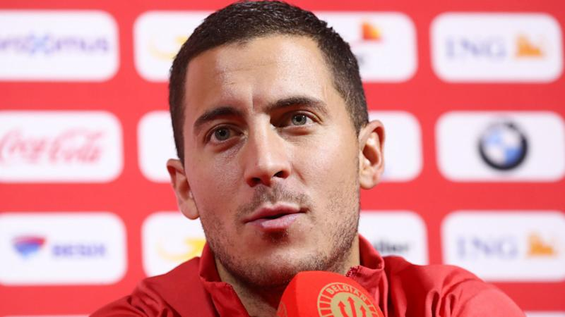 Hazard: 'Stronger' Belgium must improve on World Cup showing at Euro 2020