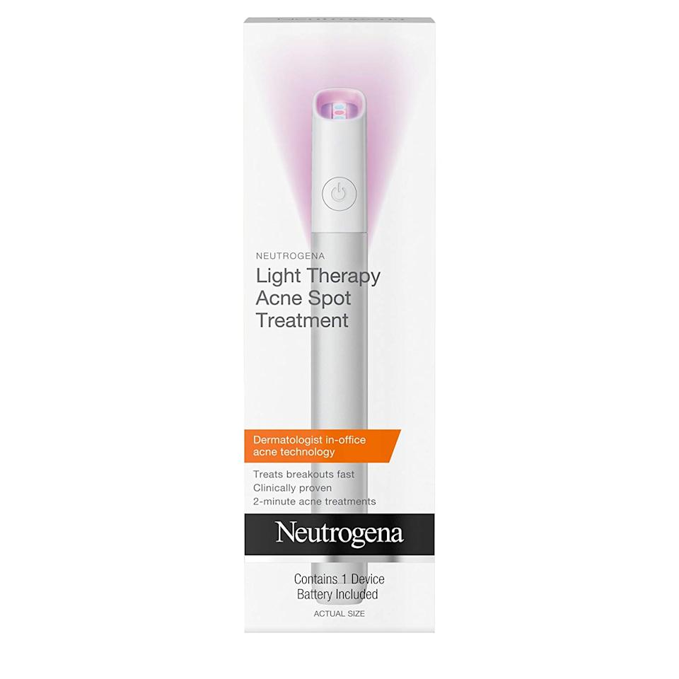 Neutrogena Acne Light Therapy Spot Treatment