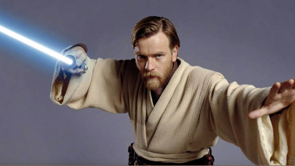 Ewan McGregor as Obi-Wan Kenobi (credit: LucasFilm)