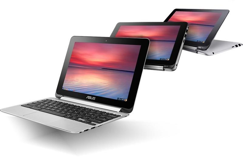 """<p>This compact <a href=""""https://www.asus.com/us/Notebooks/ASUS_Chromebook_Flip_C100PA/"""">Chromebook</a> is a super-handy size: Dad will haul it everywhere. It will also keep his inner tech-curmudgeon cursing at bay, by being speedy and responsive. And if he wishes it were a tablet, he can flip the keyboard around and make it so, using the touchscreen instead of keys. It has an HDMI port, USB ports, and Bluetooth 4.1, so he can connect his headset. The charger is tiny (and microUSB), so hauling it isn't a problem. And it gets nine hours of battery life. Mom will be jealous. <i>(<a href=""""https://www.asus.com/us/Notebooks/ASUS_Chromebook_Flip_C100PA/z"""">Asus</a>, $203)</i></p>"""