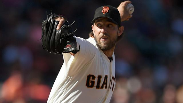 Bumgarner will be re-evaluated next week regarding a possible return date.