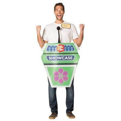 """<p><strong>Rasta Imposta</strong></p><p>target.com</p><p><strong>$40.00</strong></p><p><a href=""""https://www.target.com/p/adult-the-price-is-right-showcase-showdown-halloween-costume-one-size/-/A-76627511"""" rel=""""nofollow noopener"""" target=""""_blank"""" data-ylk=""""slk:Shop Now"""" class=""""link rapid-noclick-resp"""">Shop Now</a></p><p>Talk about a costume that wins! </p>"""