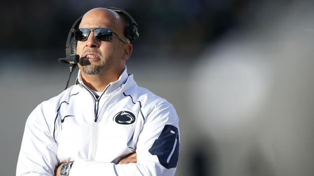 Penn State's Franklin says he wasn't icing the kicker