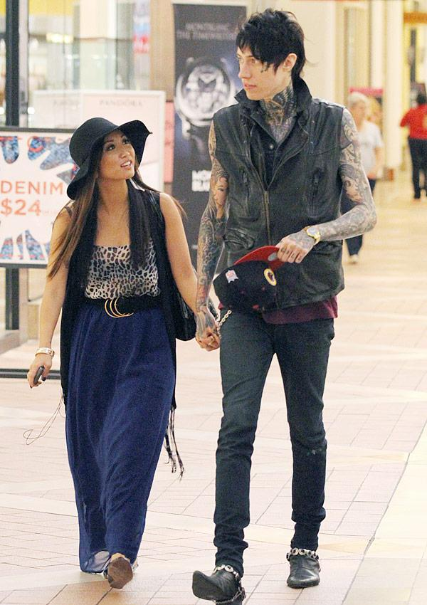 Trace Cyrus and Brenda Song Call Off Their Engagement