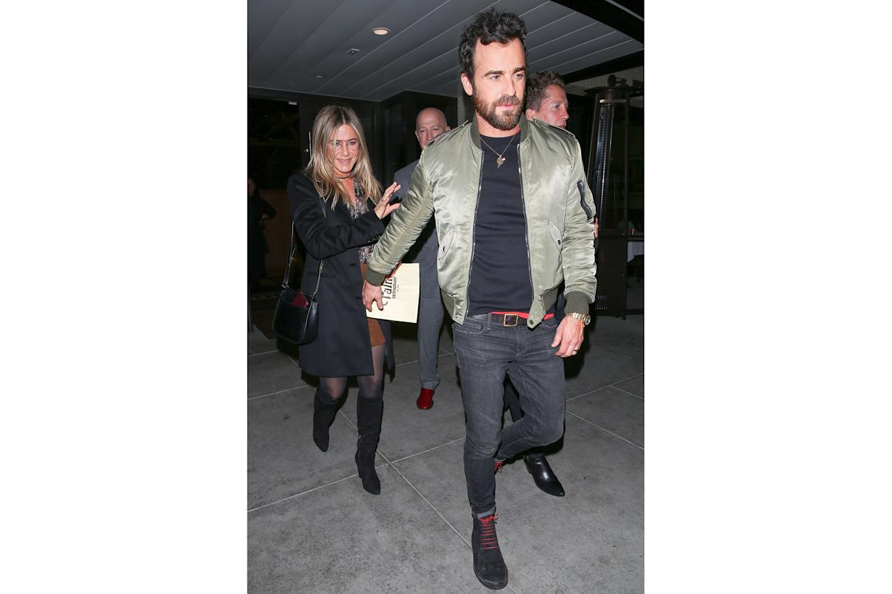 <p>It's no secret Justin Theroux has became a style shaman for lots of men in recent years, thanks to his love of simple menswear staples (and a predilection for wearing black). His love of distressed, super skinny jeans like that of a well-toured rock god, is well-documented and these are ones you reach for when you want to channel your inner Sid Vicious.</p>