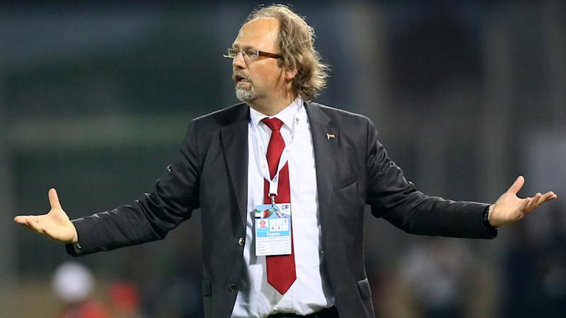Gambia become sixth African country to hire Belgian coach Tom Saintfiet