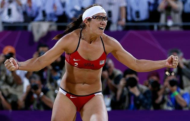 """What's next: May-Treanor says Wednesday's gold medal match was the last of her career. She intends to remain involved in beach volleyball in some capacity and to spend more time with close friend Walsh-Jennings off the court, but the sport will no longer consume her life. """"It's time for me to be a wife,"""" said May, who is married to Dodgers catcher Matt Treanor. """"I want to be a mom and share time with my family. All of us as athletes sacrifice more on the family end than people realize. And it's getting back to that."""""""