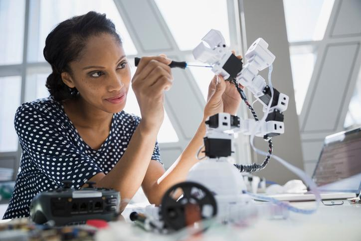 <p>No. 9:Engineer (all others)<br /> Median annual earnings: $72,852<br />Percentage of jobs held by women: 13 per cent<br />(Ariel Skelley / Getty Images) </p>