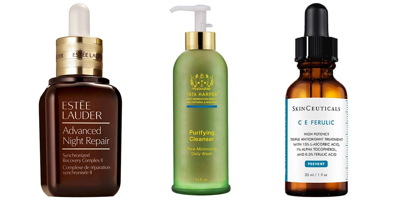 """<p>Every year, there are a ton of new beauty products and formulations that hit the market, whether its  cleansers and serums or heavy duty moisturizers - even exfoliants. In an ever-expanding space, there are however certain <a rel=""""nofollow"""" href=""""https://www.townandcountrymag.com/style/beauty-products/g25833029/best-beauty-products/"""">standby beauty products</a> that are always in any beauty lover's makeup bag. Whether it's the gentlest face oil around or the Internet's favorite chemical exfoliant, see here the best skin care products (some new and some classics) that money can by. </p><p>Read up, then up your complexion game! </p>"""