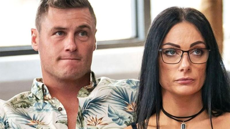 Chris and Vanessa on Married At First Sight
