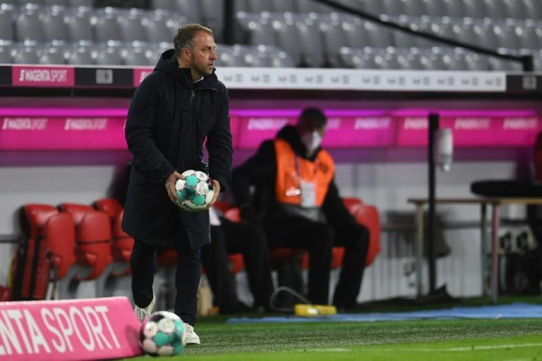 Bayern Munich coach Hansi Flick admits being able to hear everything on the pitch is not always easy