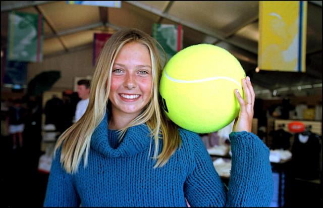 Born on April 19 in Nyagan, Russia. Started playing tennis at 4. When she was 6, participated in a tennis exhibition in Moscow, where she was noticed by 18-time major champion Martina Navratilova.