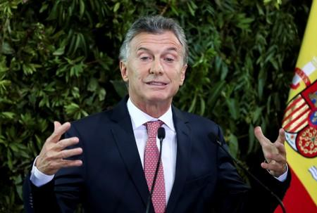 Macri and rivals launch campaign ads for presidential election