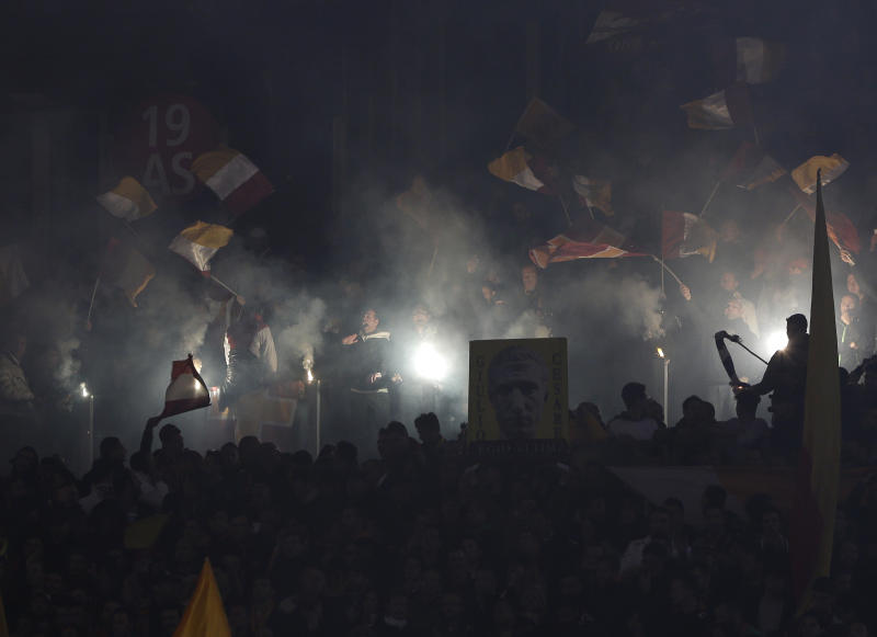 Russia aims laws at fan problem before 2018 WCup
