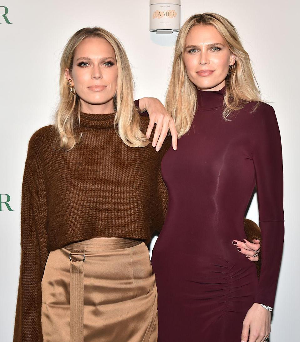 <p>The Foster sisters built their brand with their off-the-cuff remarks and self-deprecating humor on their show <em>Barely Famous</em>. While they would never compare themselves to one another, between their blonde hair and identical smiles, it's hard not to see their sisterly resemblance.</p>