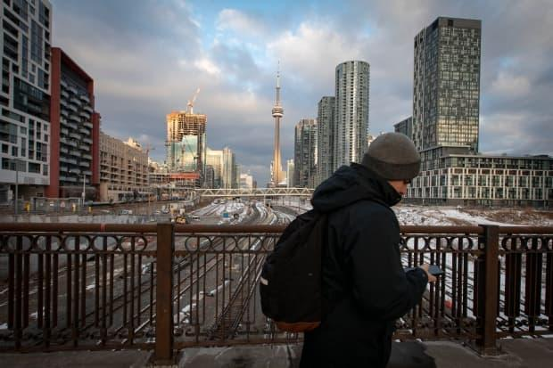 Toronto is preparing for another summer under the shadow of the pandemic, with major in-person events once again cancelled to July 1st.  (Evan Mitsui/CBC - image credit)