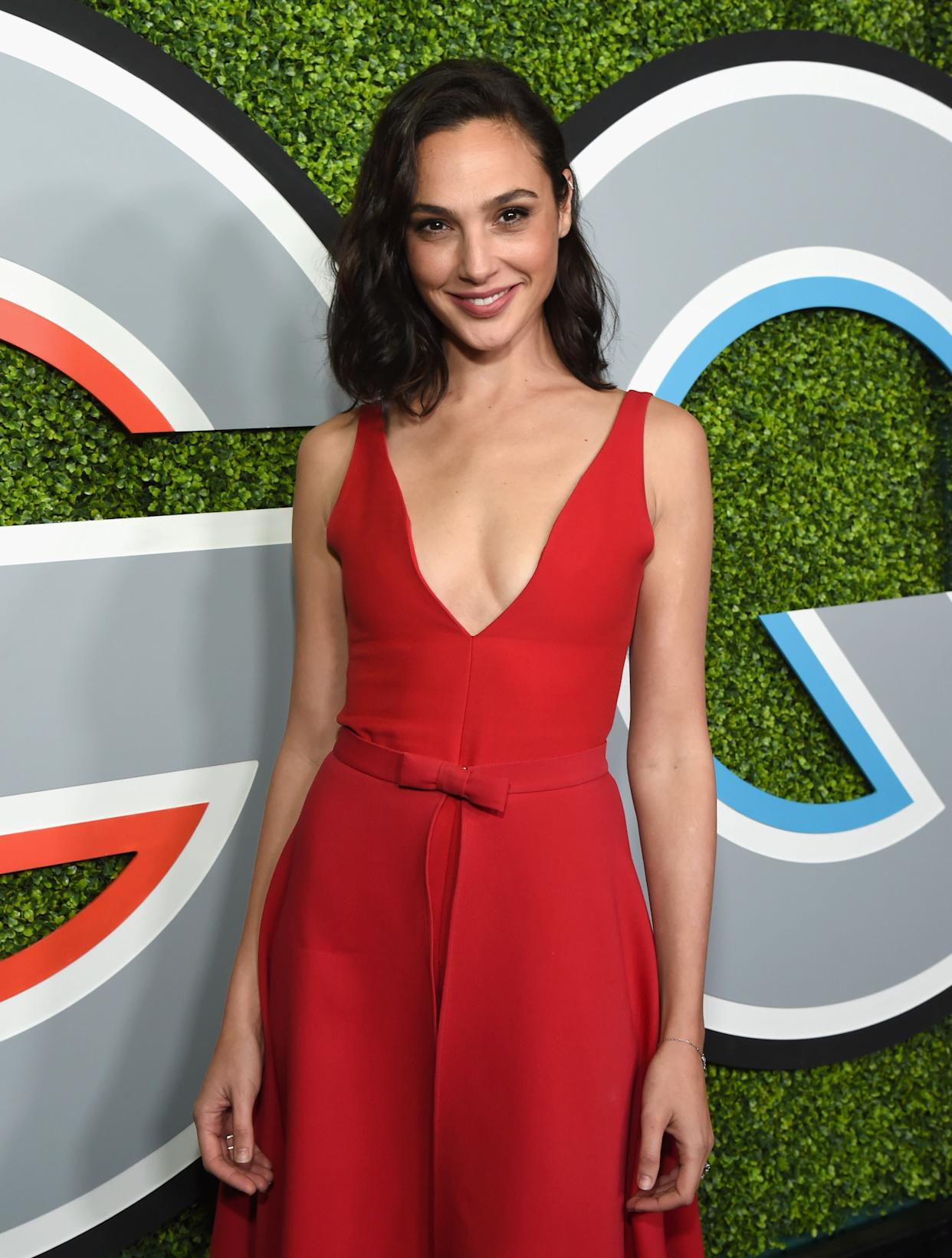LOS ANGELES, CA - DECEMBER 07: Gal Gadot attends the 2017 GQ Men of the Year party at Chateau Marmont on December 7, 2017 in Los Angeles, California. (Photo by Michael Kovac/Getty Images for GQ)