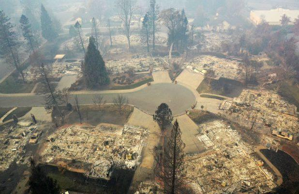Camp Fire Update: More Than 1,000 People Missing, 71 Dead in California's Deadliest Wildfire