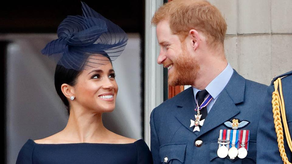 Meghan, Duchess of Sussex and Prince Harry, Duke of Sussex are the subject of pregnancy rumours