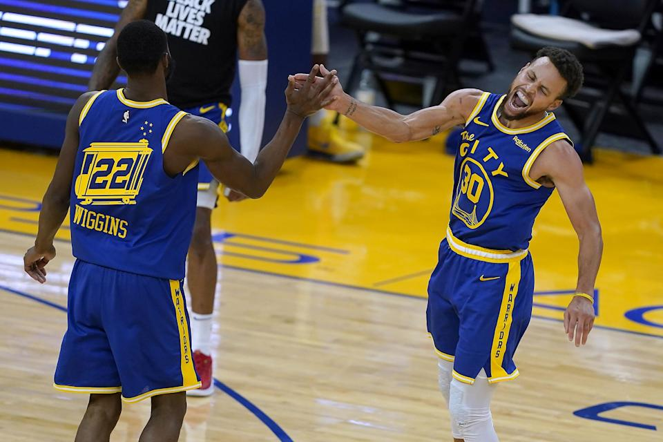 Steph Curry Stars with 38 Points as Warriors Rally Past Kawhi Leonard,  Clippers