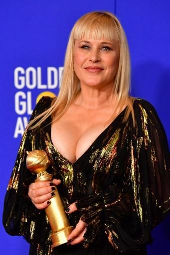 US actress Patricia Arquette has often given politically charged speeches at awards show in recent years, and her Golden Globes speech was no exception