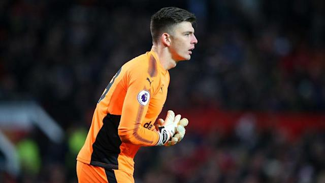 <p><strong>Combined Passes/Touches: 1,912</strong></p> <br><p>Nick Pope has filled in between the sticks for Burnley since Tom Heaton went down with an injury early in the year. The young Englishman has played well this season, keeping nine clean sheets and placing himself in contention for a spot on England's plane to Russia this summer. </p> <br><p>Pope's presence with the ball is a necessity for Burnley, as he ranks fourth in passes for the club, beginning play from the back. Pope has climbed to the top despite missing four matches, averaging nearly 32 passes per match. </p>