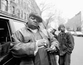<p>Although hip-hop is the most dominant and influential musical genre in America today, it was still a burgeoning category in the early 1990s. Acts and artists like Wu-Tang Clan, Tupac Shakur, Biggie Smalls, Queen Latifah, Dr. Dre, and Snoop Dogg were just getting started. Their rise was fast, and by the close of the decade, they would be household names. Today they're icons. As these 28 photos from the '90s show, these stars all looked like stars right from the start. <br></p>