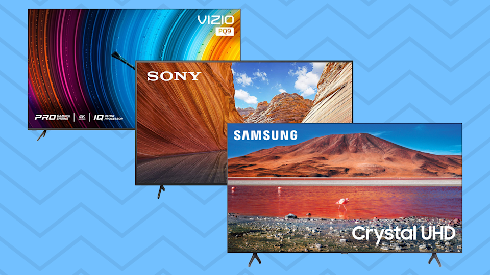 Miss out on 4th of July TV sales? We have got you covered! (Photo: Yahoo Life)