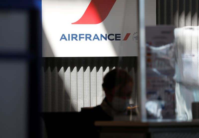 Air France must slash domestic traffic in exchange for state guarantees - minister