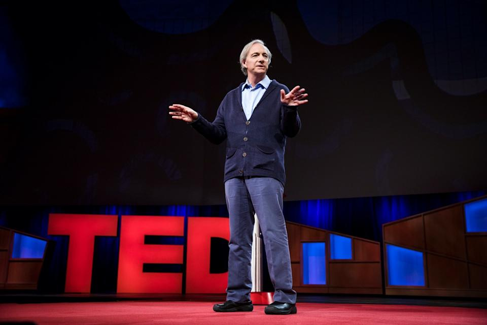 Ray Dalio speaks at TED2017
