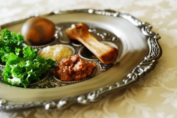 Every piece of food on the Seder plate is symbolic (Getty Images/iStockphoto)