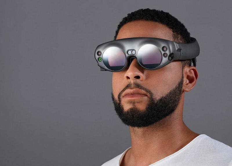 Magic Leap unveils partnership with National Basketball Association for mixed reality app