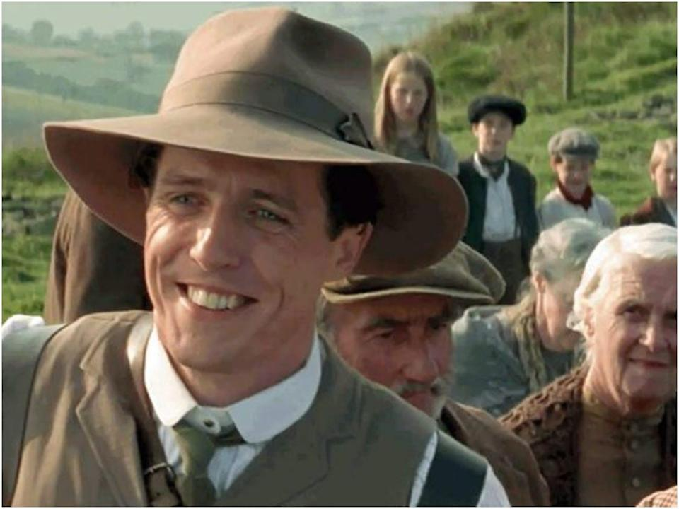 Hugh Grant The Englisman Who Went Up a Hill but Came Down a Mountain
