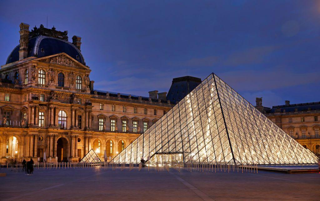 """<p>Regarded as the most-visited art museum in the world, the <a href=""""https://www.louvre.fr/en"""" target=""""_blank"""">Louvre</a> was originally intended to be a military fortress. King Philip II of France ordered the construction of the palace as a way to protect Paris from outside soldiers during the 12th century. After the French Revolution in 1793, the National Assembly decided to open a museum in the Louvre with a collection of 537 paintings. The collection has since expanded to comprise of more than 380,000 objects including renowned pieces like <em>Liberty Leading the People</em> by Eugène Delacroix and <em>Venus de Milo</em> by Alexandros of Antioch.<br></p><p><a class=""""body-btn-link"""" href=""""https://www.ticketlouvre.fr/louvre/b2c/index.cfm/calendar/eventCode/MusWeb"""" target=""""_blank"""">Plan Your Visit</a></p>"""