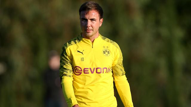 Mario Gotze's future at Borussia Dortmund has not yet been decided, sporting director Michael Zorc said.