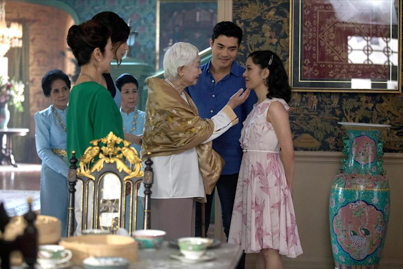 Crazy Rich Asians was filmed on location in Singapore and Malaysia.