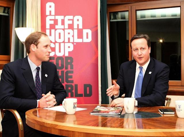 Russia won bid to host 2018 World Cup by corruption, says David Cameron