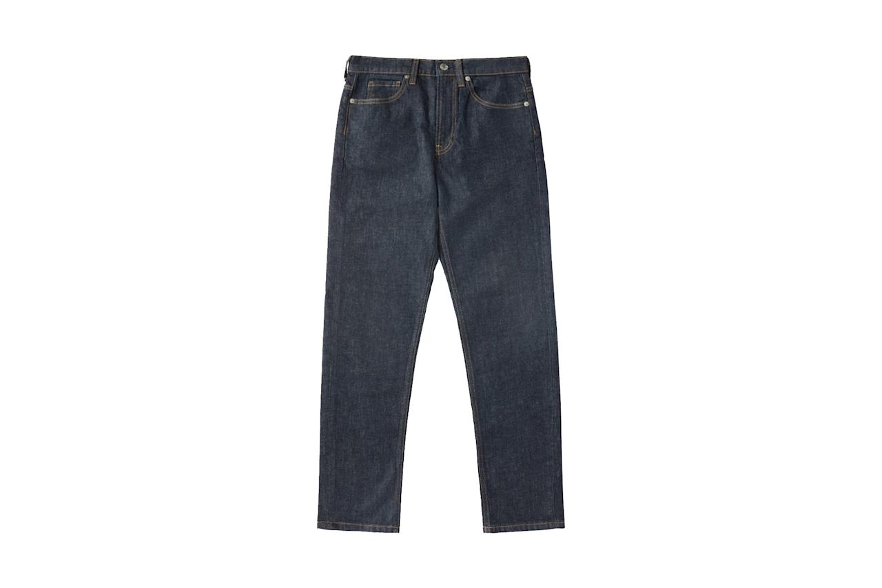 "$68, Everlane. <a href=""https://www.everlane.com/products/mens-straight-leg-indigo-denim-jeans?collection=mens-today-only-sale"">Get it now!</a>"