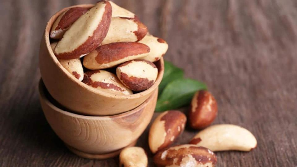 #HealthBytes: Know how Brazil nuts are beneficial for your health