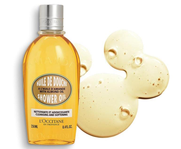 Loccitane-Shower-Oil