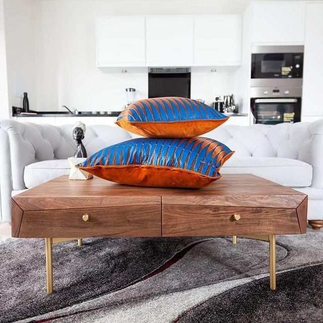 """<p>London-based brand Copper Dust was founded by Vanessa Agyemang, who specialises in interior styling, luxury African inspired home décor, and renovation. The brand's mantra is all about modern homes with bespoke twists, and that's where their beautiful homeware accessories come in.</p><p><a class=""""link rapid-noclick-resp"""" href=""""https://www.copperdustlondon.com/"""" rel=""""nofollow noopener"""" target=""""_blank"""" data-ylk=""""slk:SHOP NOW"""">SHOP NOW</a></p><p><a href=""""https://www.instagram.com/p/CKExdaMH3Zd/"""" rel=""""nofollow noopener"""" target=""""_blank"""" data-ylk=""""slk:See the original post on Instagram"""" class=""""link rapid-noclick-resp"""">See the original post on Instagram</a></p>"""