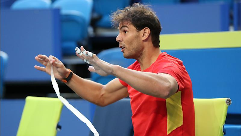 Nadal insists ATP Cup about much more than Australian Open preparation