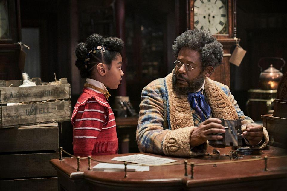 <p>John Legend is a producer on this whimsical holiday musical, one of the new Netflix Christmas movie offerings for 2020. With a cast including Forest Whitaker and Keegan-Michael Key, it tells the story of an inventor whose most magical toy is stolen, sending his granddaughter on a journey to recover it.</p>
