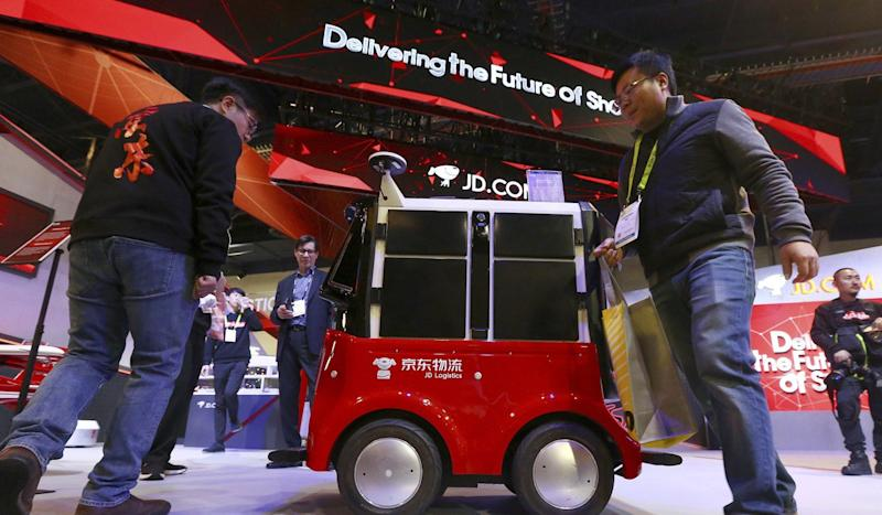 Giant CES fair in Vegas shows US remains too big to ignore for Chinese tech firms even as trade war swirls