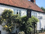 """<p>You can't get much more of a welcome than at this pub that's was named Editor's Choice Dog Friendly Hotel of the Year in the Good Hotel Guide 2021. At Snettisham's <a href=""""https://go.redirectingat.com?id=127X1599956&url=https%3A%2F%2Fwww.booking.com%2Fhotel%2Fgb%2Fthe-rose-amp-crown-snettisham-king-39-s-lynn.en-gb.html%3Faid%3D2070929%26label%3Ddog-friendly-norfolk&sref=https%3A%2F%2Fwww.redonline.co.uk%2Ftravel%2Finspiration%2Fg34450137%2Fdog-friendly-hotels-norfolk%2F"""" rel=""""nofollow noopener"""" target=""""_blank"""" data-ylk=""""slk:Rose & Crown"""" class=""""link rapid-noclick-resp"""">Rose & Crown</a>, four-pawed friends are allowed in all the bars and you'll find working labradors snoozing in front of the fire in the bar after a day in the fields with local regulars. </p><p>Visiting dogs in from a run on the local beaches, or from the woods at nearby Sandringham also like this dog-friendly hotel in Norfolk. </p><p>There's an extra charge of £15 per night per dog, and each pooch staying receives a small box of dog treats. </p><p><a href=""""https://www.redescapes.com/offers/norfolk-snettisham-rose-and-crown-hotel"""" rel=""""nofollow noopener"""" target=""""_blank"""" data-ylk=""""slk:Read our review of The Rose & Crown"""" class=""""link rapid-noclick-resp"""">Read our review of The Rose & Crown</a></p><p><a class=""""link rapid-noclick-resp"""" href=""""https://go.redirectingat.com?id=127X1599956&url=https%3A%2F%2Fwww.booking.com%2Fhotel%2Fgb%2Fthe-rose-amp-crown-snettisham-king-39-s-lynn.en-gb.html%3Faid%3D2070929%26label%3Ddog-friendly-norfolk&sref=https%3A%2F%2Fwww.redonline.co.uk%2Ftravel%2Finspiration%2Fg34450137%2Fdog-friendly-hotels-norfolk%2F"""" rel=""""nofollow noopener"""" target=""""_blank"""" data-ylk=""""slk:CHECK AVAILABILITY"""">CHECK AVAILABILITY</a></p>"""