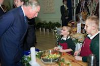 """<p>When Prince Charles wants more food, he asks for a second """"helping"""" rather than another portion. </p>"""