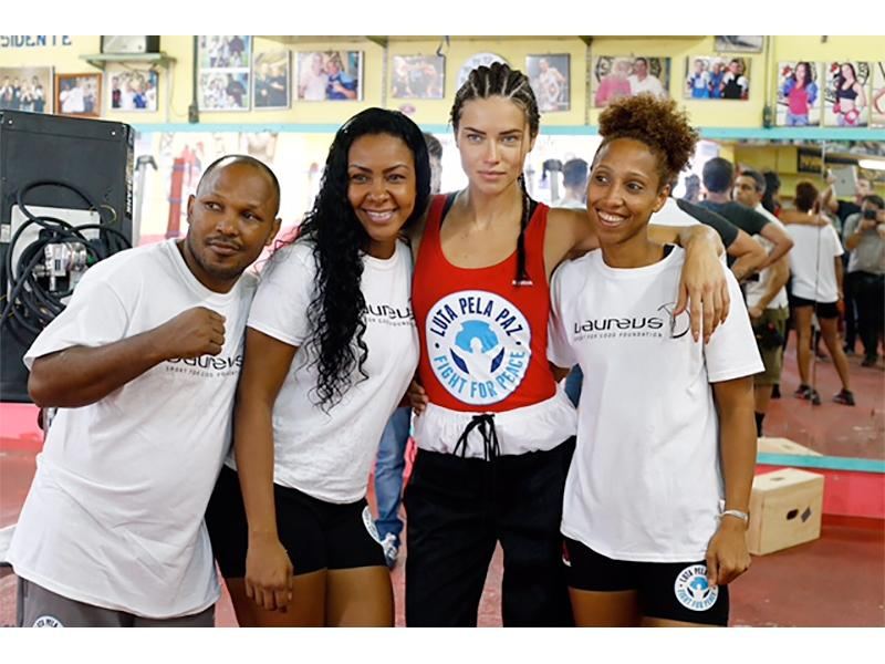 Alessandra Ambrosio and Adriana Lima Will Be Olympic Cultural Contributors: 'Sports Run in Our Blood!'| Summer Olympics 2016, Adriana Lima, Alessandra Ambrosio