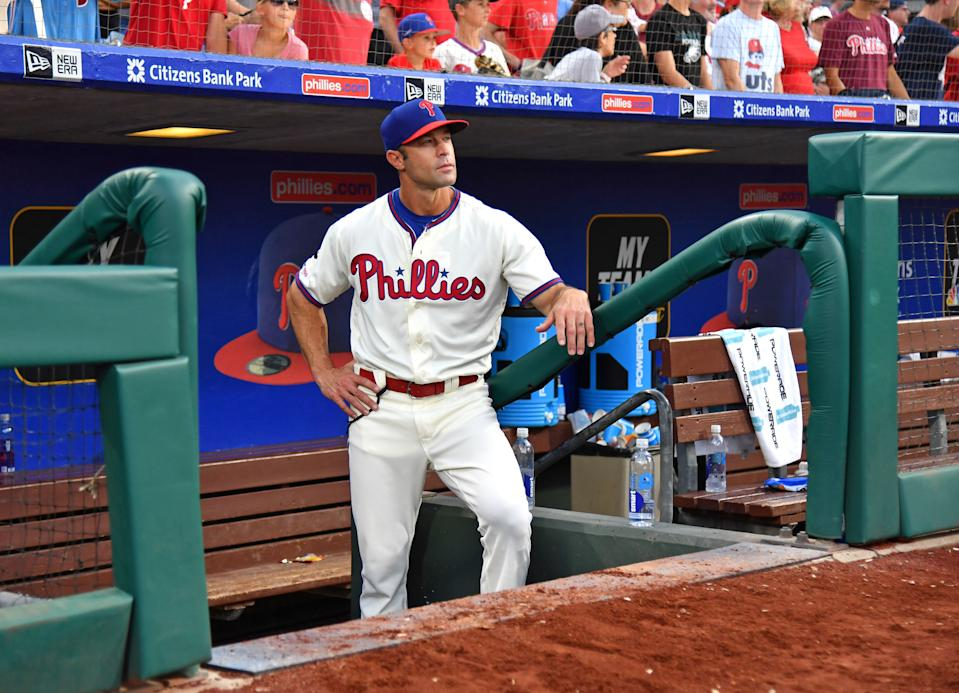 Gabe Kapler is done in Philly after two seasons. (Eric Hartline-USA TODAY Sports)