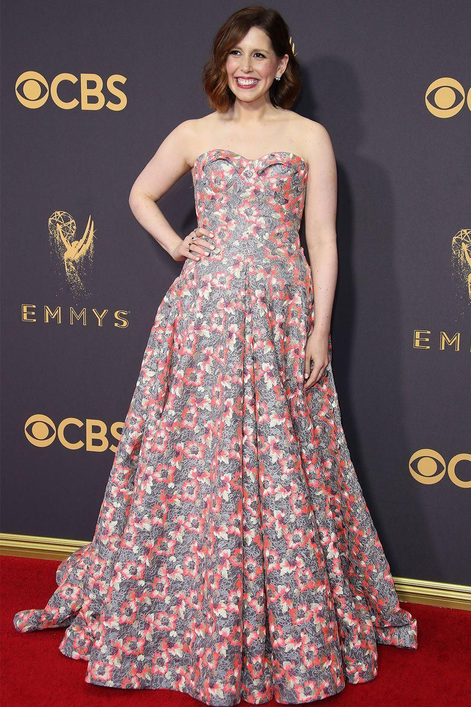 <p>Full-on gown-wearing queen. And probably still happy.</p>