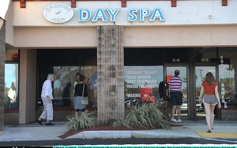 Orchids of Asia Day Spa in Jupiter, Florida - Credit: Joe Raedle/Getty